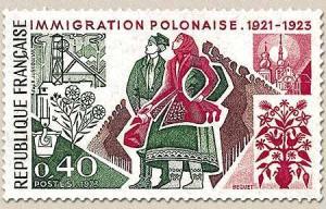 La France et la Pologne