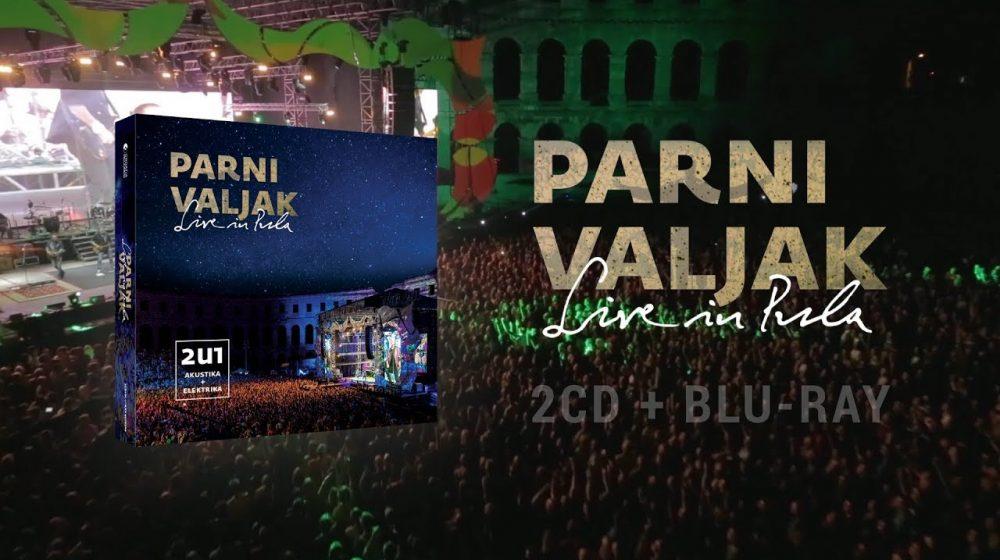 "Parni Valjak – ""Live in Pula"""