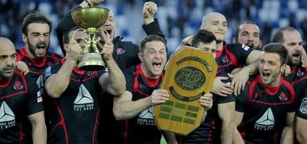 Rugby en Géorgie : pour l'amour de l'ovalie