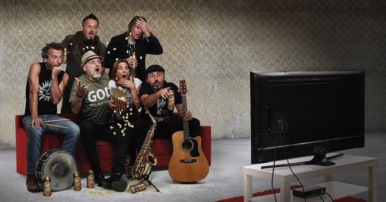 ZABRANJENO PUŠENJE LE PLUS GRAND GROUPE DE ROCK YOUGOSLAVE !