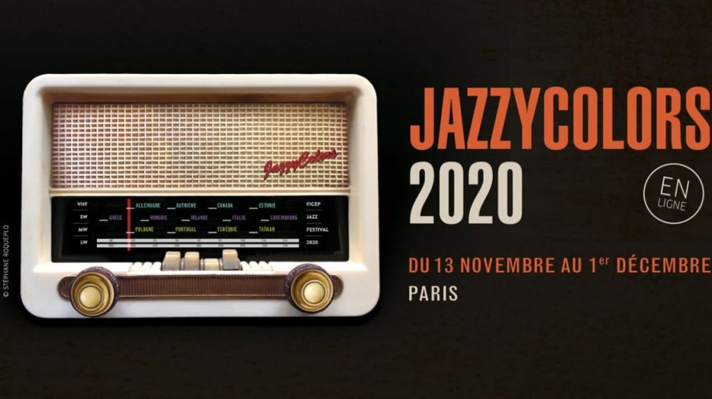 Jazzycolors 2020 : une programmation 100% virtuelle