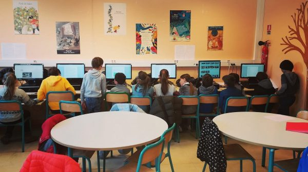 Quand des écoliers découvrent les richesses de la Roumanie
