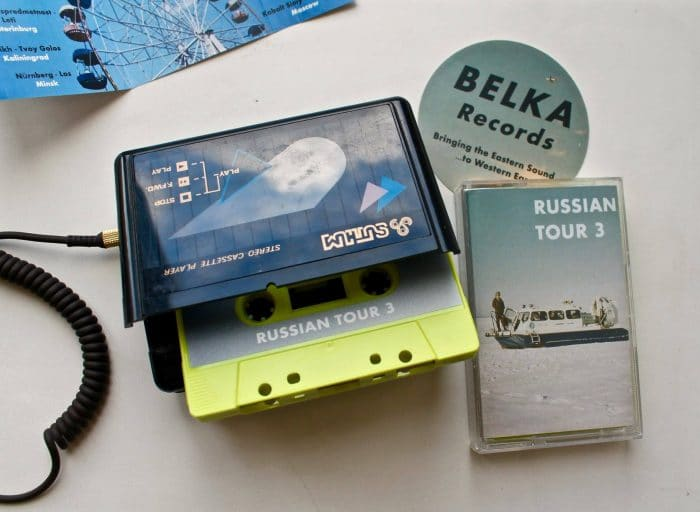 Belka Records – Russian Tour 3