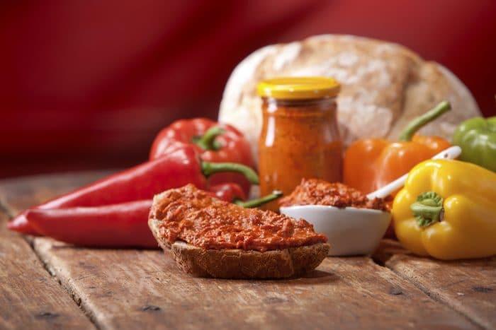 L'ajvar le caviar rouge des Balkans