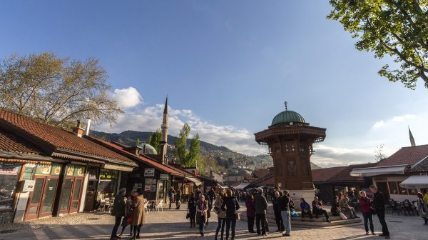 4 lieux à visiter, voyage de l'Herzégovine à la Bosnie