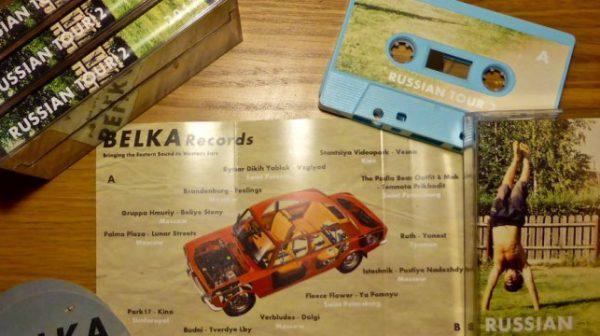 Le Son de la semaine #63 : Belka – Russian Tour 2