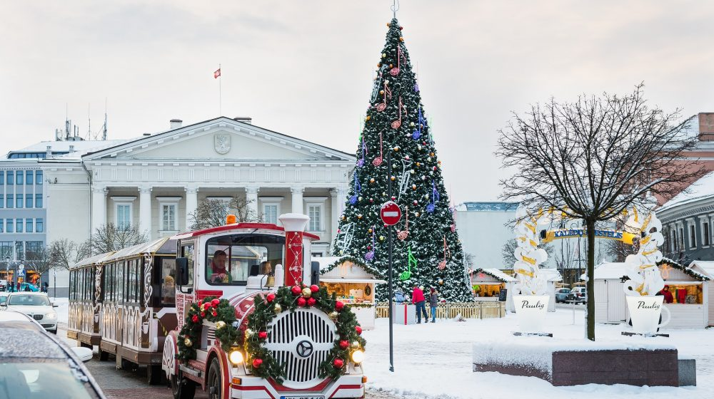 La tradition de Noël en Lituanie