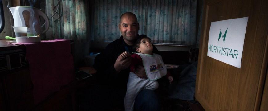 Crise des réfugiés : à la rencontre des volontaires à la frontière Serbo-Hongroise