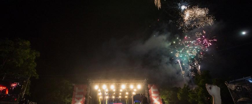 En images – Exit 2017 : le premier jour du festival