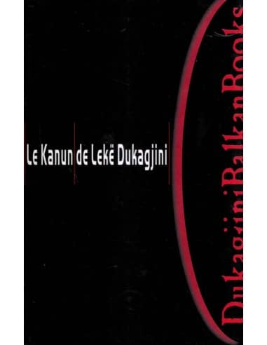 Le Kanun de Lekë Dukagjini, Christian Gut