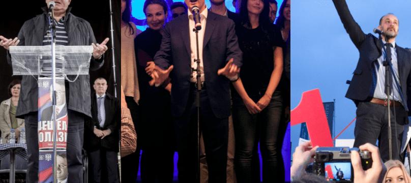 Dossier – Élections présidentielles en Serbie – 2/3 : Les candidats : Vucic et les autres
