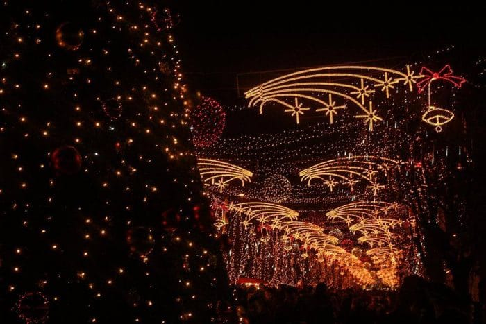 Les fêtes de fin d'année au Kosovo
