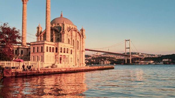 Plongée au coeur des quartiers d'Istanbul. Beşiktaş : les beaux quartiers le long du Bosphore