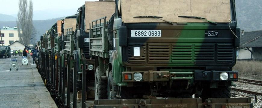 Dossier – la crise du train Belgrade-Mitrovica : le chemin de fer en zone grise