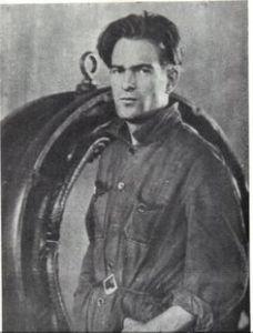Nikola Vaptsarov le Prolétaire