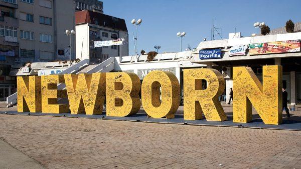 Newborn, le symbole toujours changeant du jeune Kosovo