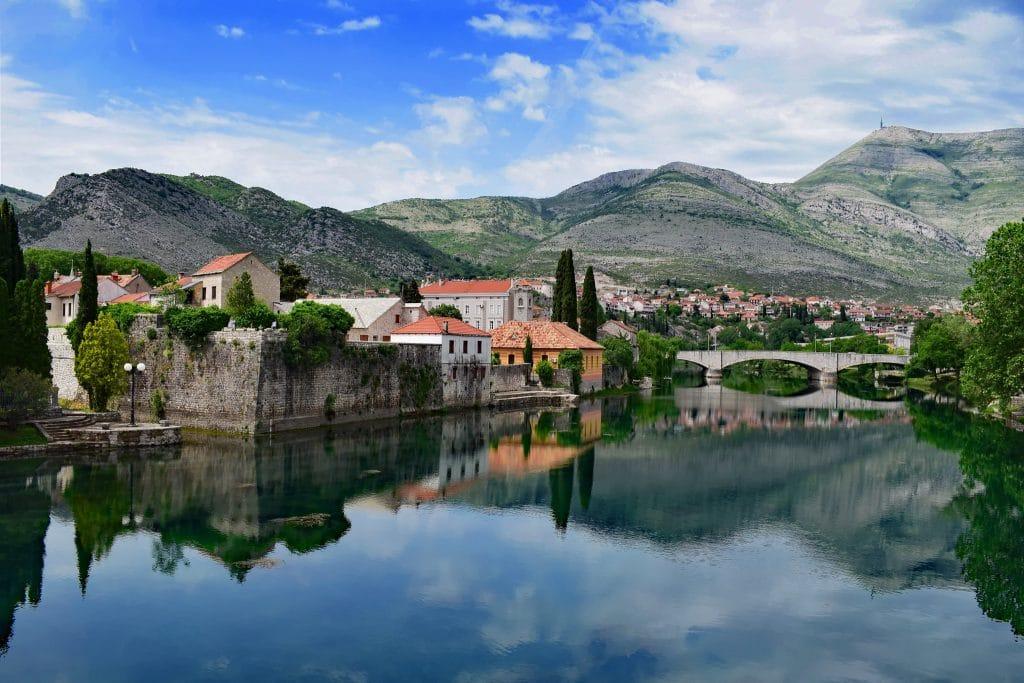 Voyage de l'Herzégovine à la Bosnie