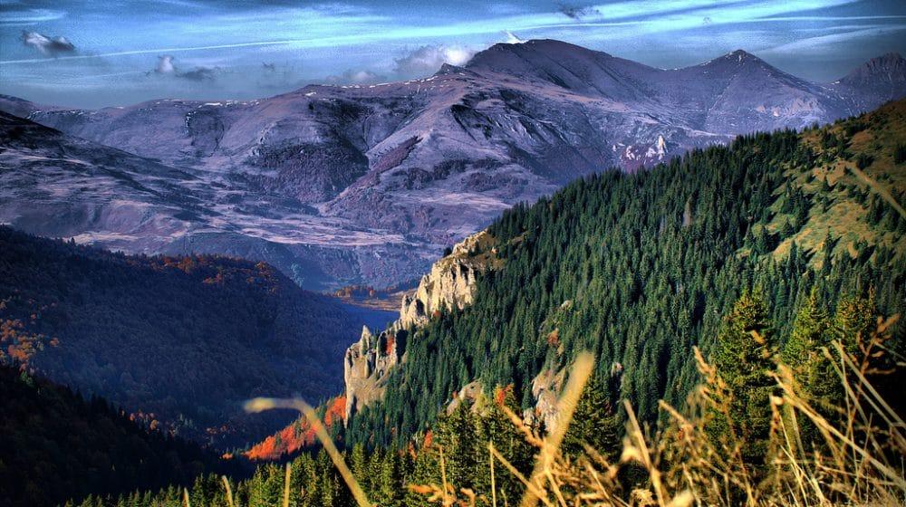 Randonnées dans les montagnes de Shar