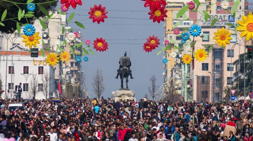 Dita e verës : le jour de l'été en Albanie (14 mars)