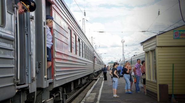 Sur les rails du Transsibérien – Ekaterinbourg